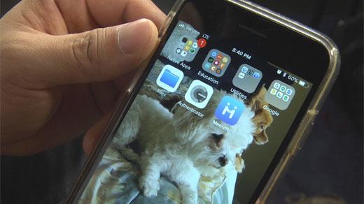MeeteR app display