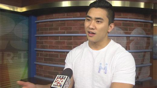Steven Le, app founder