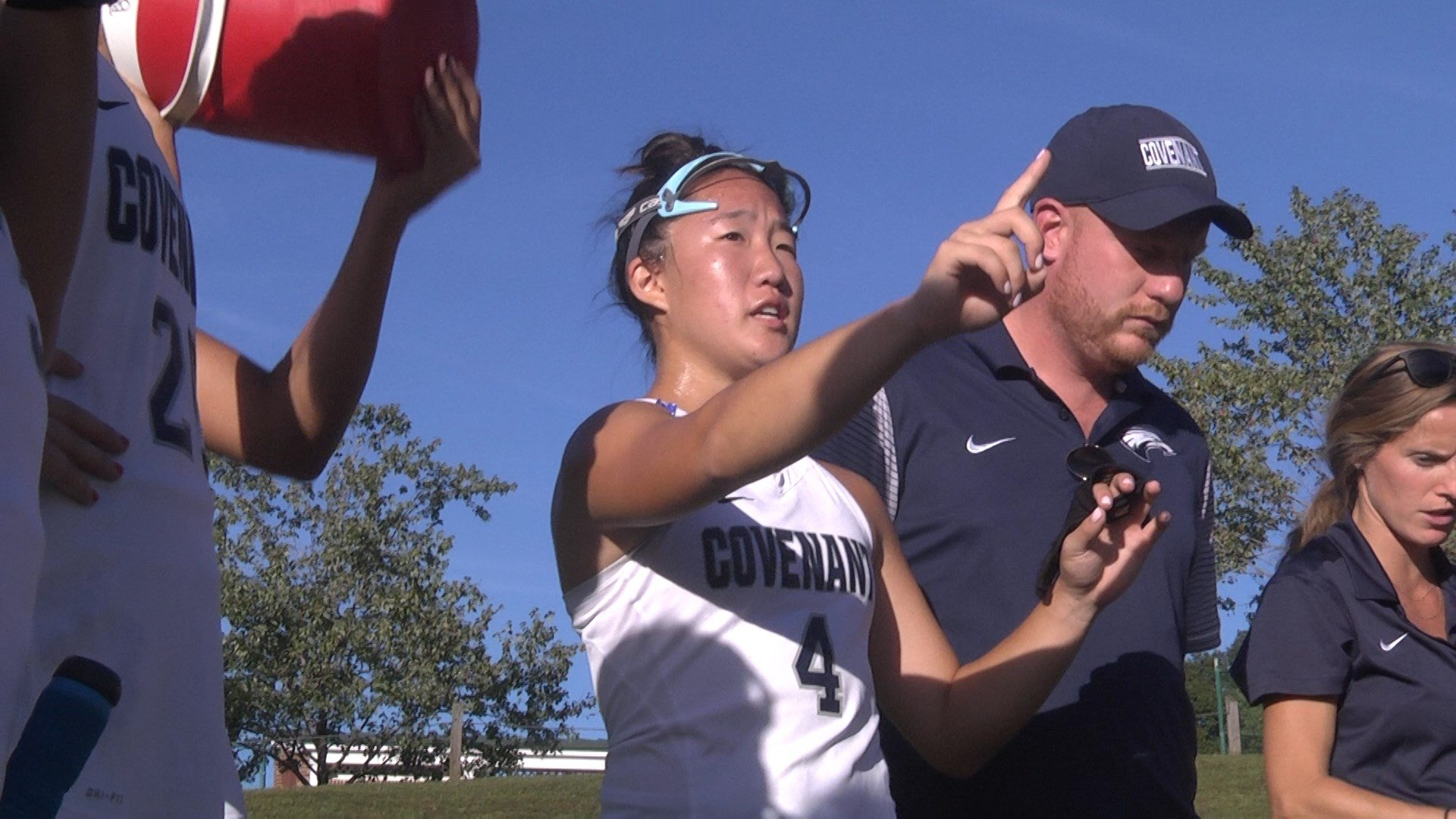 The Covenant senior will sign with the UVa field hockey team in the spring