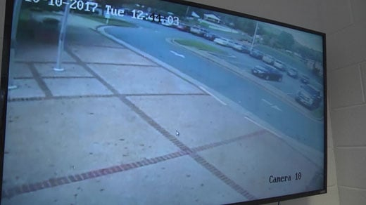 The grant will fund security cameras at schools