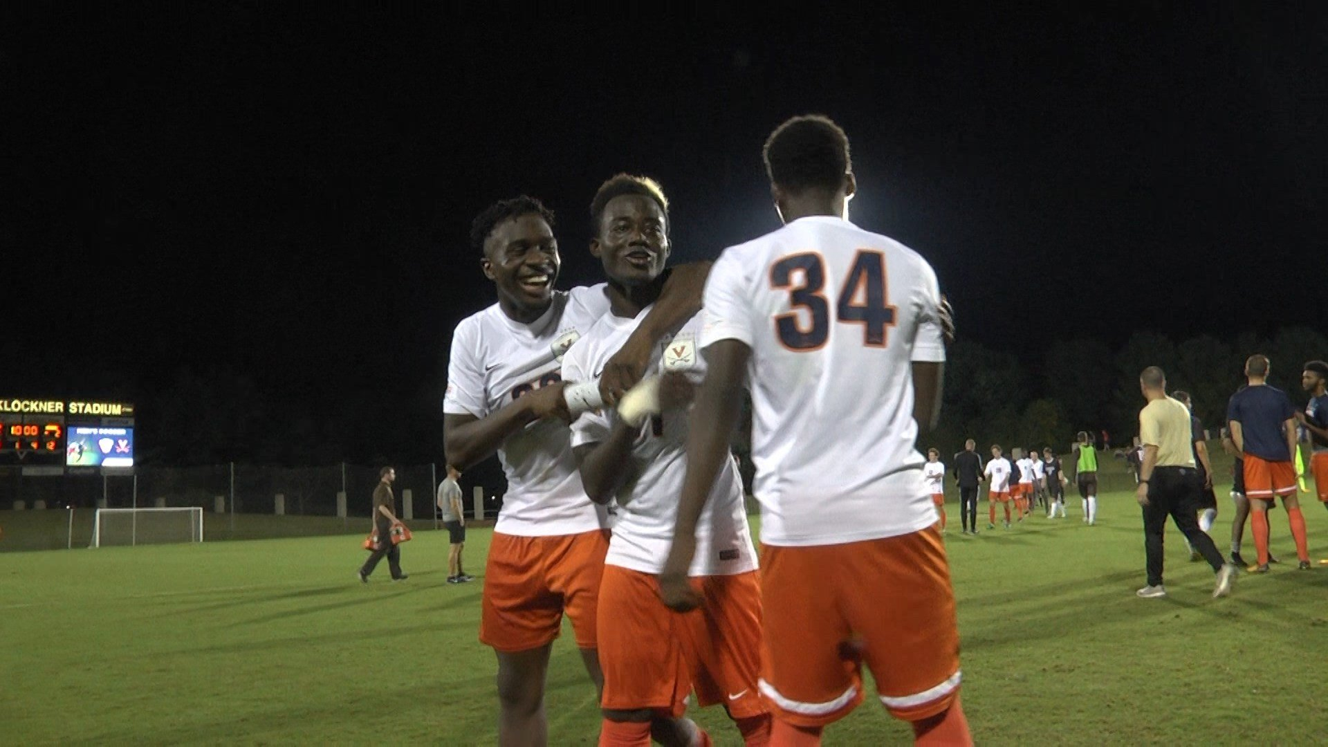 Edward Opuku scored his career-high 7th goal of the season