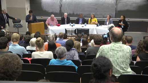 Charlottesville City Council Candidates Square off in Debate Before Election Day