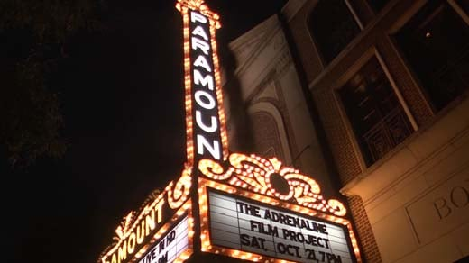 Paramount Theater in downtown Charlottesville (FILE IMAGE)