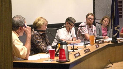 Charlottesville Planning Commission (file photo)
