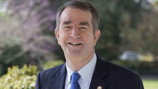 Ralph Northam (Photo courtesy ralphnortham.com )