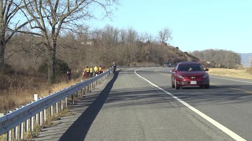 litter pickup program in Augusta County