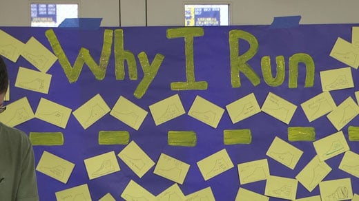 Why I Run poster
