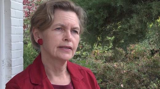 Charlottesville City Councilor Kathy Galvin