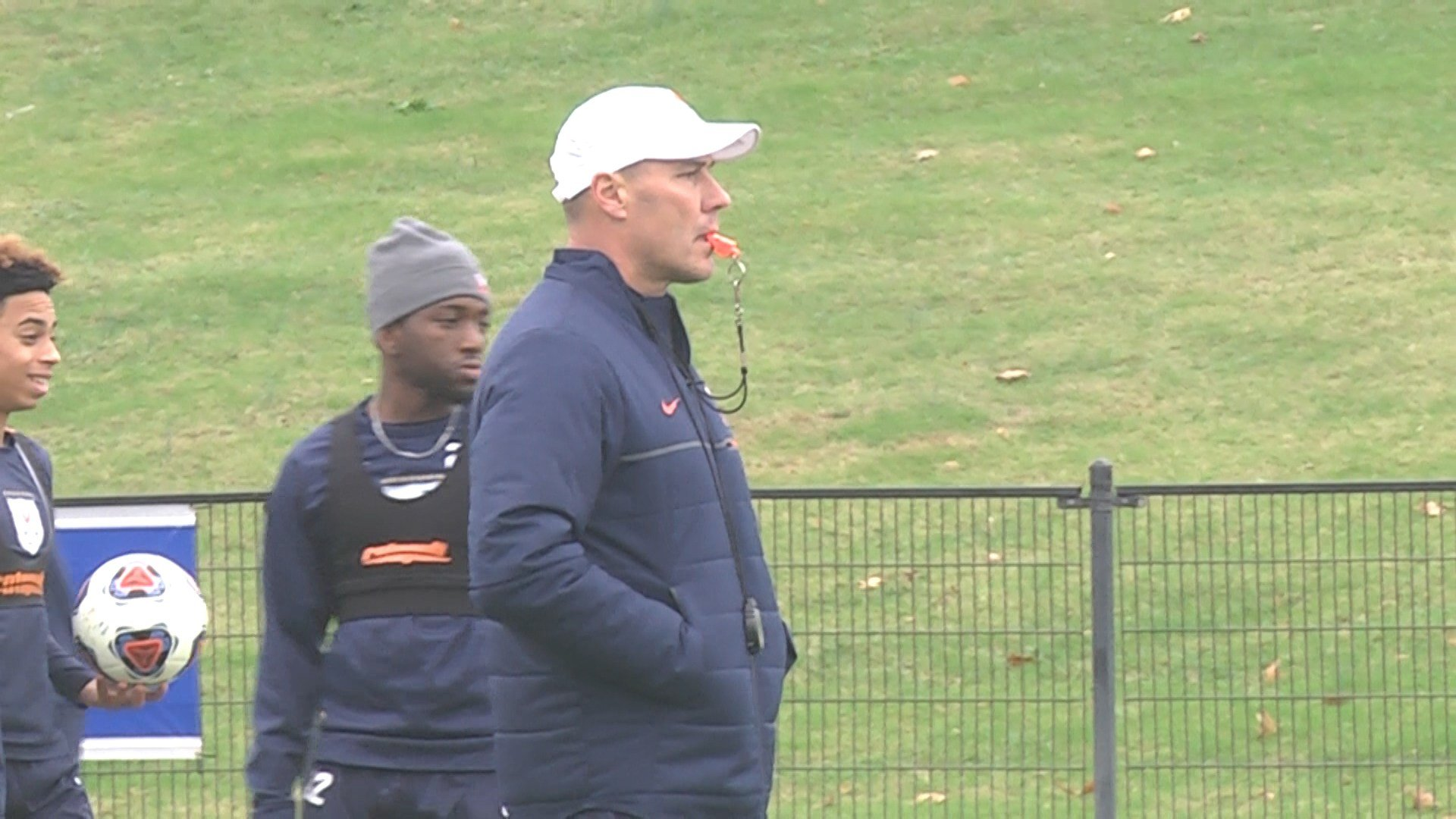 The UVa men's soccer team earned an 11-seed and 1st round bye in the NCAA tournament