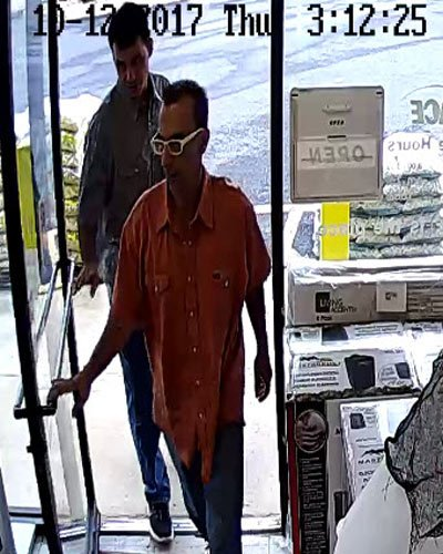 Image of suspects in shoplifting case (Courtesy Augusta County Sheriff's Office)