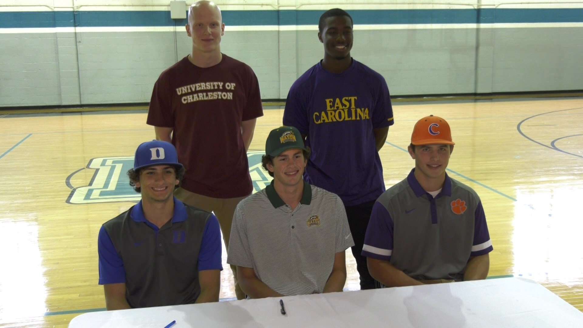 Signing Day at Miller School