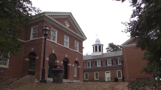 courthouses of Albemarle County