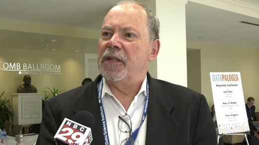 UVA Data Science Institute Director Philip Bourne