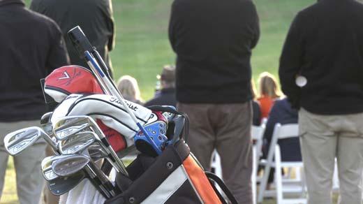UVA is beginning construction on an indoor golf course