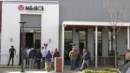 MidiCi opening on Saturday, November 11