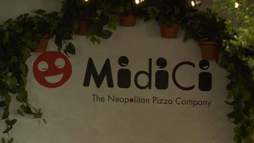 California-based MidiCi Pizza