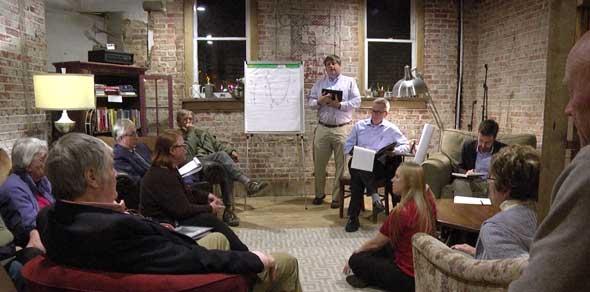 at Waynesboro comp plan meeting