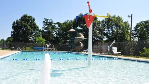 Renovation of the Montgomery Hall Park Pool
