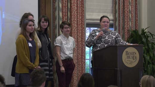 SARA Honors Work Against Sexual Violence at Annual Awards Breakfast