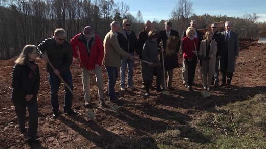 Construction Begins on New Albemarle Transfer Facility for Trash