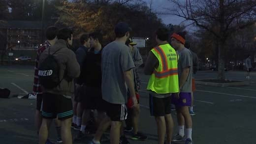 FIJI brothers will run for about 20 hours total