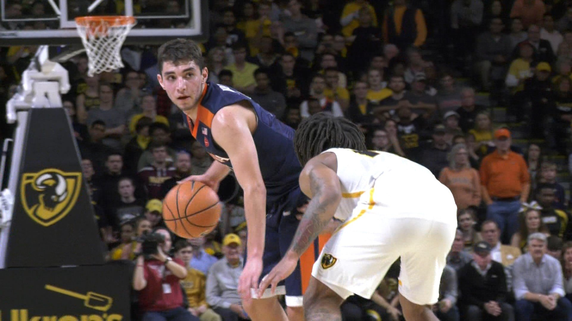 Sophomore Ty Jerome dished out a career-best seven assists against the Rams