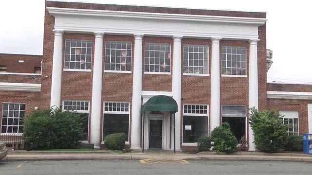 Monticello Dairy Building