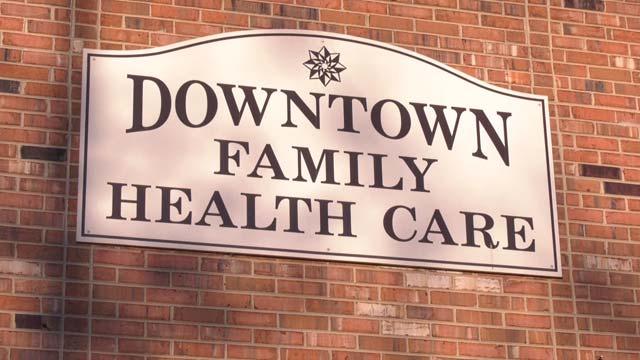 Downtown Family Health Care on Avon Street