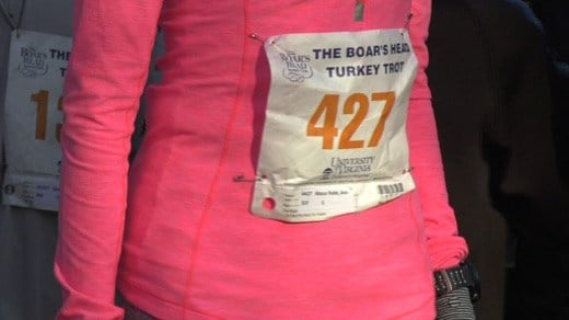 Boar's Head Turkey Trot in Albemarle County