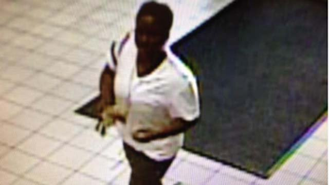 Harrisonburg police say they're searching for this woman
