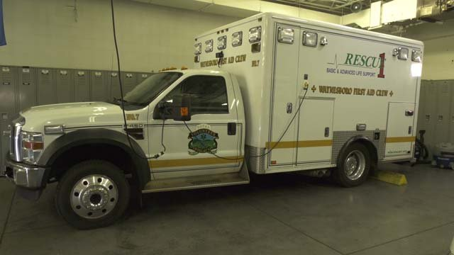 Waynesboro first responders want to charge for more than just an ambulance ride