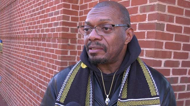 Community activist Don Gathers