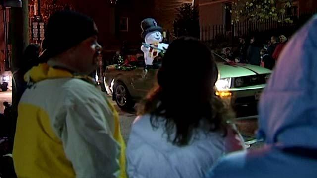 Staunton Christmas Parade on Nov. 27
