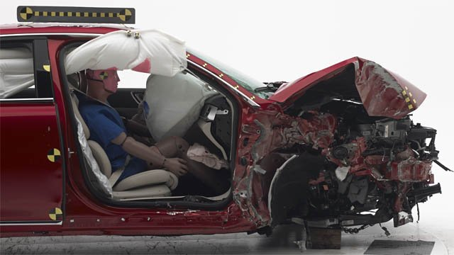 IIHS releases list of 2018's safest cars