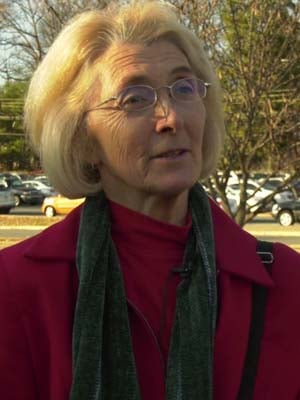 Albemarle County Supervisor Ann Mallek