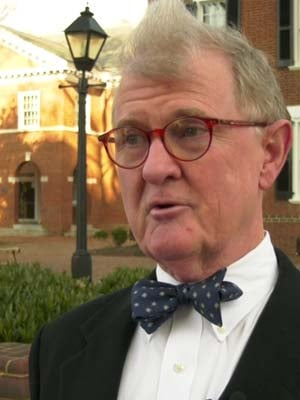 Bruce Williamson, a lawyer in Charlottesville
