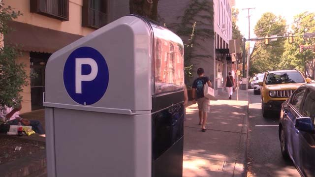 Charlottesville to Restart Parking Meter Program