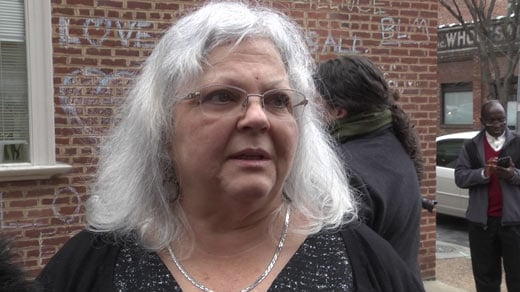 Susan Bro, mother of Heather Heyer