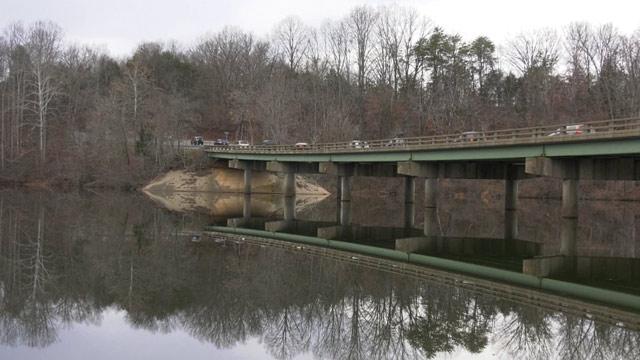 Rivanna Reservoir in Albemarle County