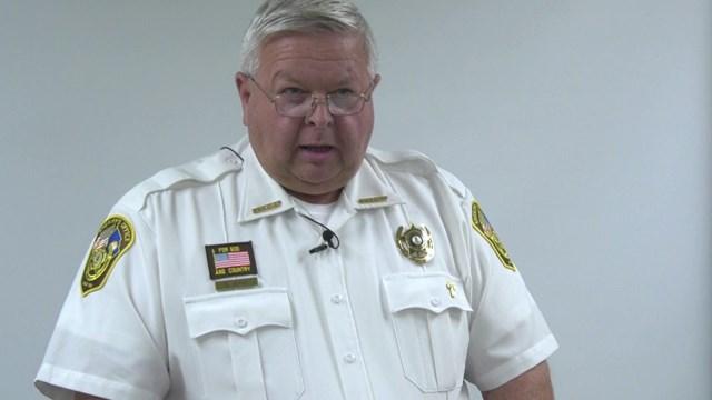 Greene County Sheriff Steve Smith