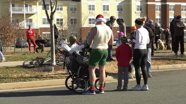 5K Jingle Jog on Christmas Day