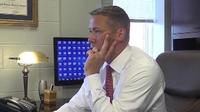 Albemarle Charlottesville Regional Jail Superintendent Martin Kumer