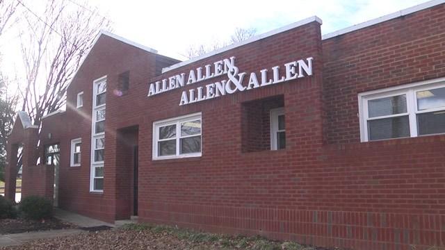 Law firm of Allen & Allen in Albemarle County