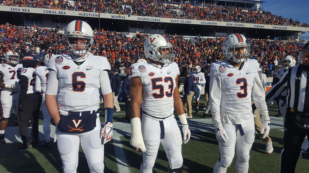 UVa loses in its first bowl game since 2011