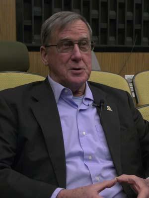 Former Councilor Bob Fenwick