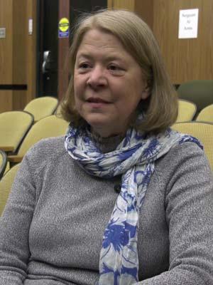 Former Councilor Kristin Szakos