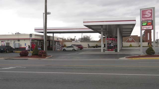 The Speedway store in Waynesboro