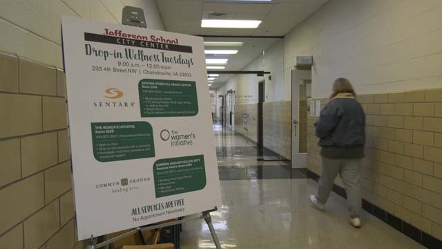 The health center is offering free drop-ins