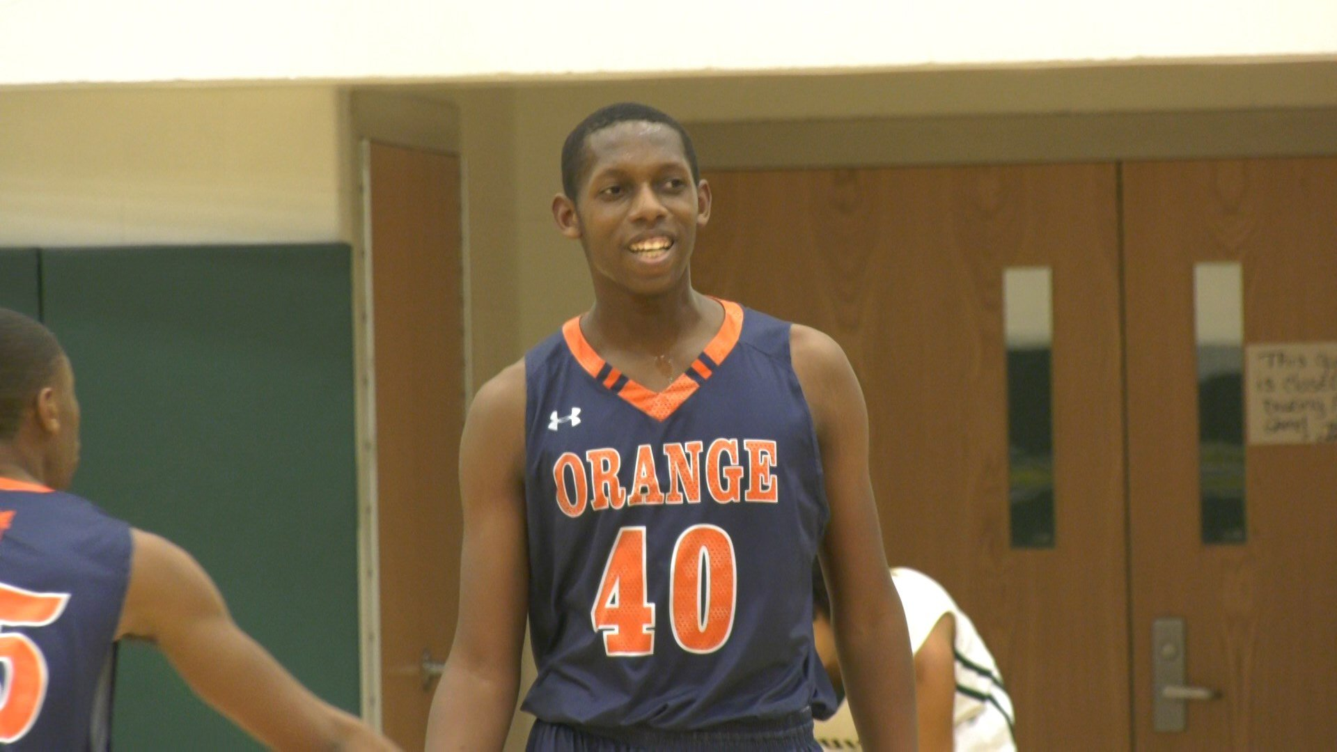 Kaeshaun Braxton scored a game-high 21 points for Orange County