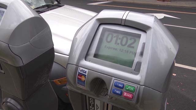 City Council voted to suspend the parking meters